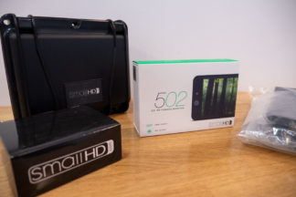 SmallHD 502 Production Kit (Utgått modell)